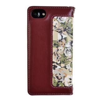 【iPhone8/7/6s/6ケース】SLY CAMOROSE 手帳型ケース ワインレッド iPhone 8/7/6s/6_1