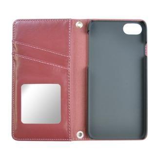 【iPhone8/7/6s/6ケース】SLY CAMOROSE 手帳型ケース ワインレッド iPhone 8/7/6s/6_3