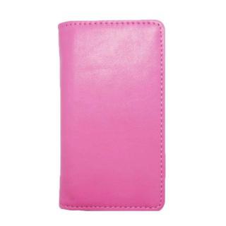 【iPhone SE/5s/5ケース】【LGT】iPhone SE/5s/5 手帳型ケース ピンク(スムース)