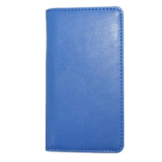 【iPhone SE/5s/5ケース】【LGT】iPhone SE/5s/5 手帳型ケース ブルー(スムース)