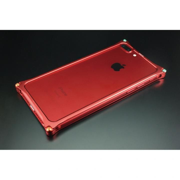 【iPhone7 Plusケース】RADIO EVA×GILDdesign ソリッドバンパー 式波・アスカ・ラングレー iPhone 7 Plus_0