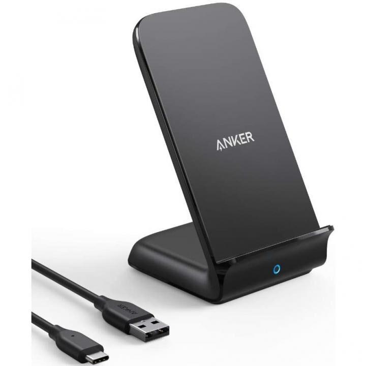 Anker PowerWave 7.5 Stand 改善版 15W ブラック_0