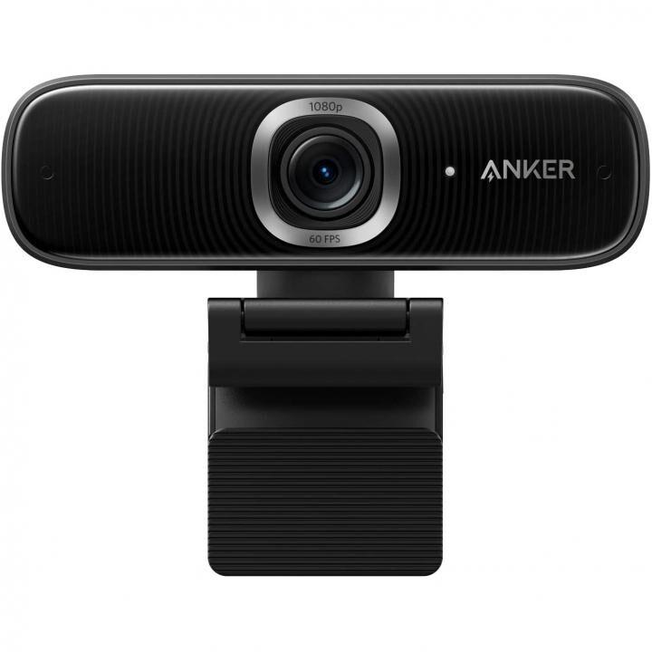 Anker PowerConf C300 フルHDウェブカメラ ブラック【9月下旬】_0
