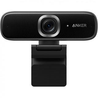 Anker PowerConf C300 フルHDウェブカメラ ブラック【8月上旬】