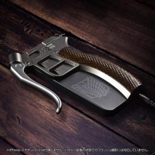 【iPhone SE/5s/5ケース】進撃の巨人 超硬質ブレード型カバー 調査兵団ver. iPhone SE/5s/5ケース_1