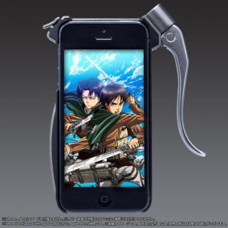 【iPhone SE/5s/5ケース】進撃の巨人 超硬質ブレード型カバー 調査兵団ver. iPhone SE/5s/5ケース_6