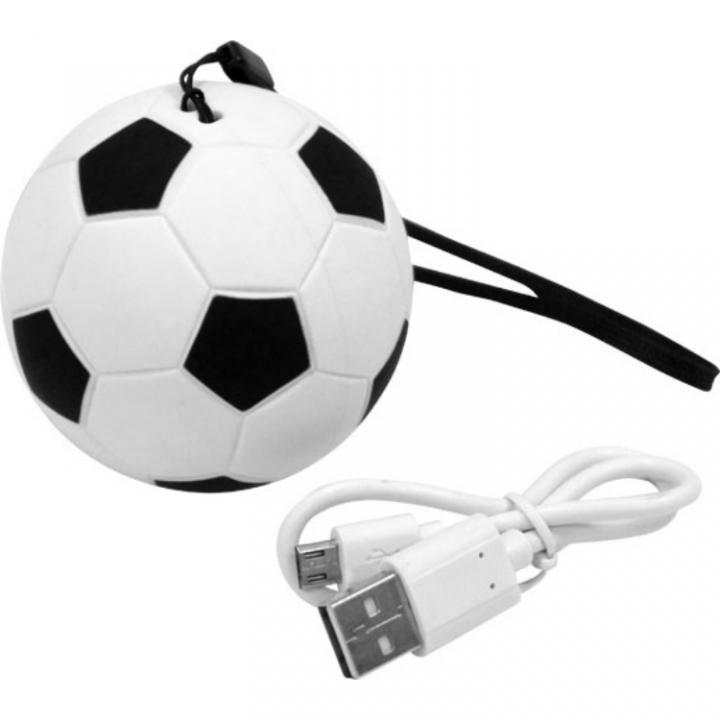 [2800mAh] サッカーボール型 モバイルバッテリー Shibaful -Trip Do Brasil-_0