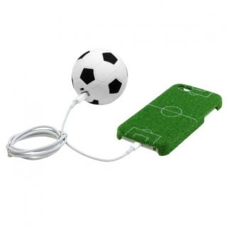 [2800mAh] サッカーボール型 モバイルバッテリー Shibaful -Trip Do Brasil-