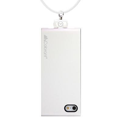 Link Outdoor NeckStrap Case  iPhone 5 White