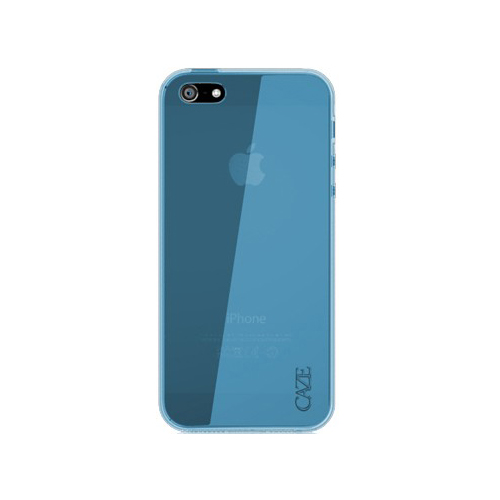 【iPhone SE/5s/5ケース】SoftShell case  iPhone 5 Blue_0