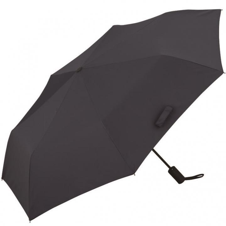 濡らさない傘 Unnurella biz- folding umbrella ネイビー