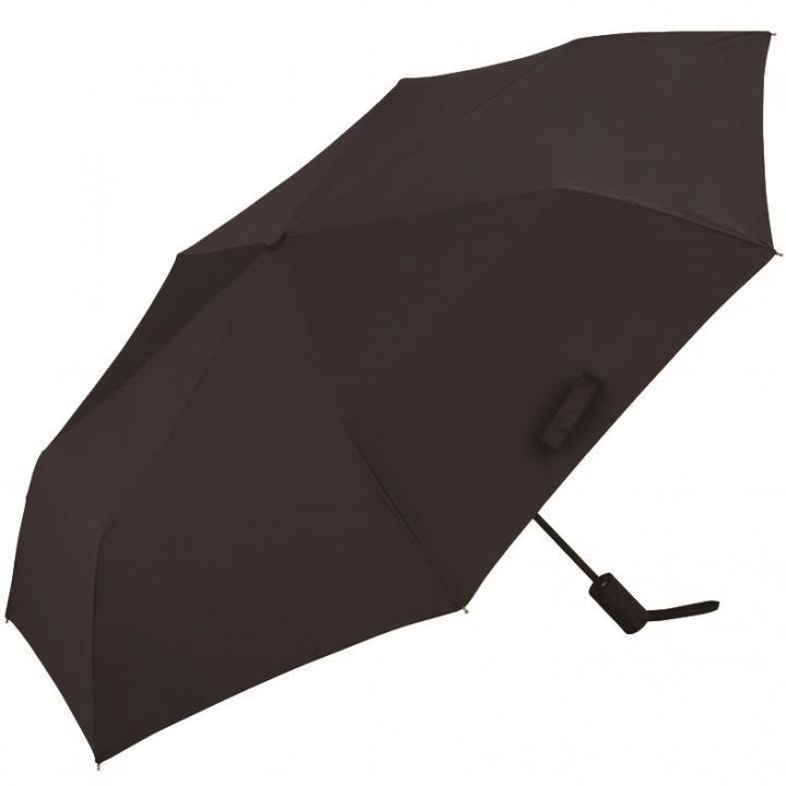 濡らさない傘 Unnurella biz- folding umbrella ブラック_0