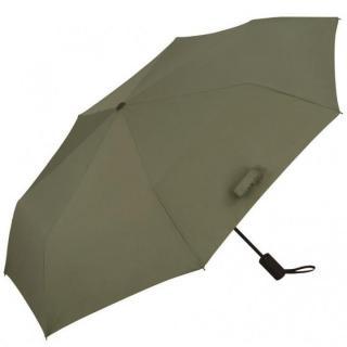 濡らさない傘 Unnurella biz- folding umbrella カーキ
