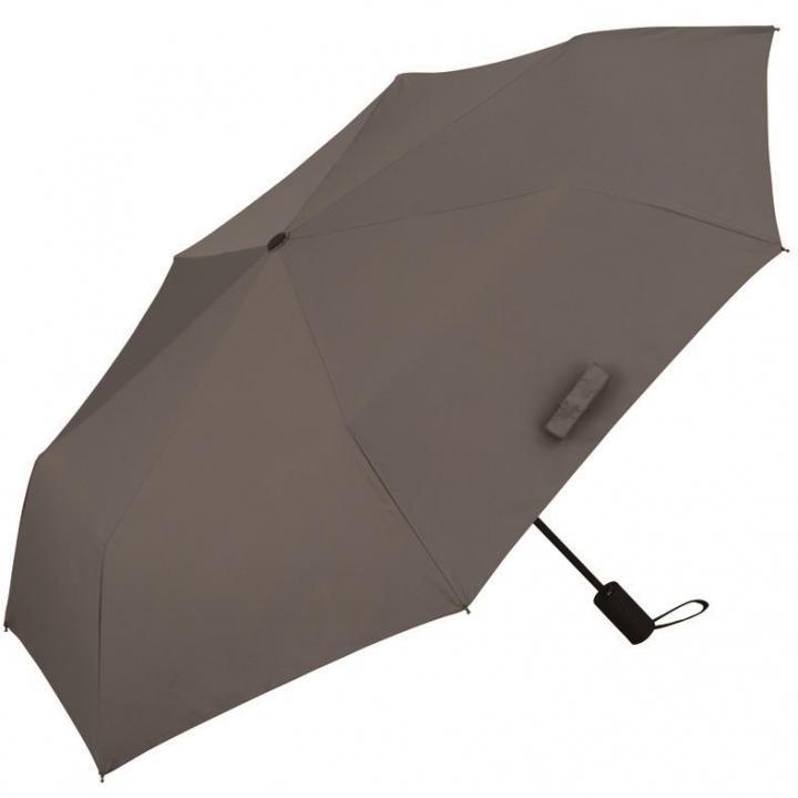 濡らさない傘 Unnurella biz- folding umbrella グレー_0