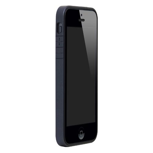 【iPhone SE/5s/5ケース】B1 Bumper Full Protection  iPhone SE/5s/5 Slate Black_0