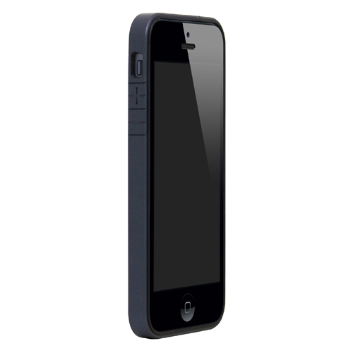 iPhone SE/5s/5 ケース B1 Bumper Full Protection  iPhone SE/5s/5 Slate Black_0