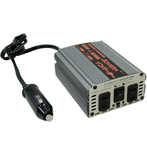 車で家電製品が使える コンパクトインバーター_0