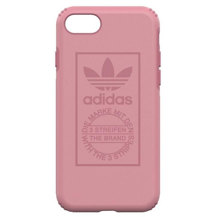 adidas Originals TPUハードカバー Tactile Rose iPhone 8/7