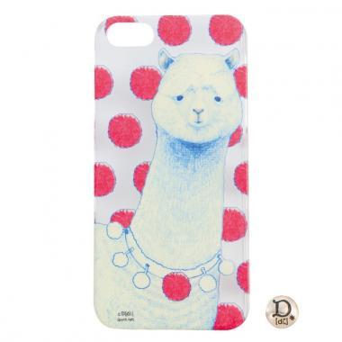 【iPhone SE/5s/5ケース】[di:]iPHONE5ケース ALPACA