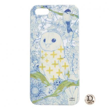 [di:]iPhone5ケース BIRDS