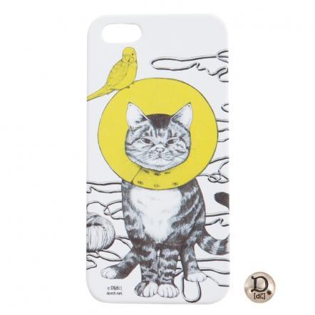 [di:]iPhone5ケース CAT