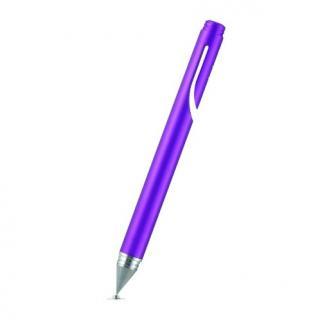 コンパクトで持ち歩きに便利 Adonit Jot Mini タッチペン パープル