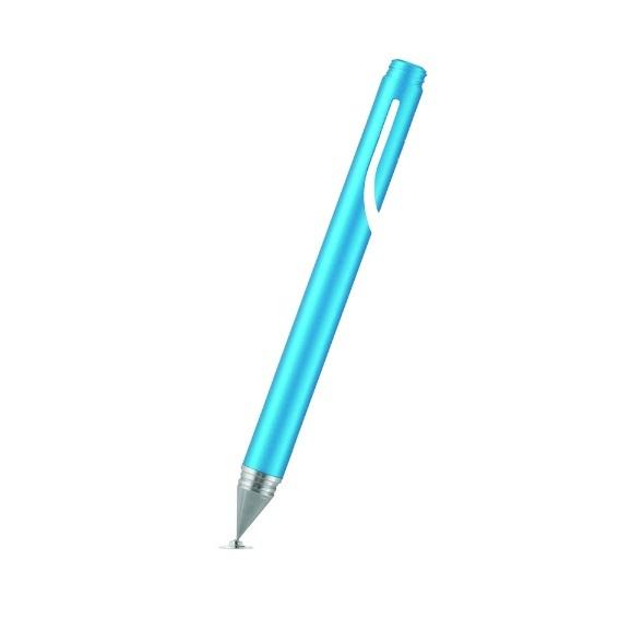 コンパクトで持ち歩きやすい Adonit Jot Mini タッチペン ブルー_0
