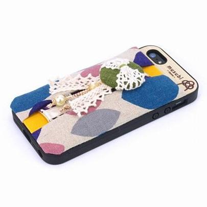 iPhone SE/5s/5 ケース made in 京都「musubi」:fuki-fuki for iPhone SE/5s/5 滴_0