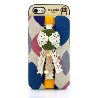 【iPhone SE/5s/5ケース】made in 京都「musubi」:fuki-fuki for iPhone SE/5s/5 滴_1