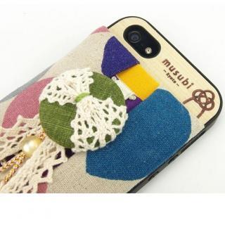 【iPhone SE/5s/5ケース】made in 京都「musubi」:fuki-fuki for iPhone SE/5s/5 滴_2