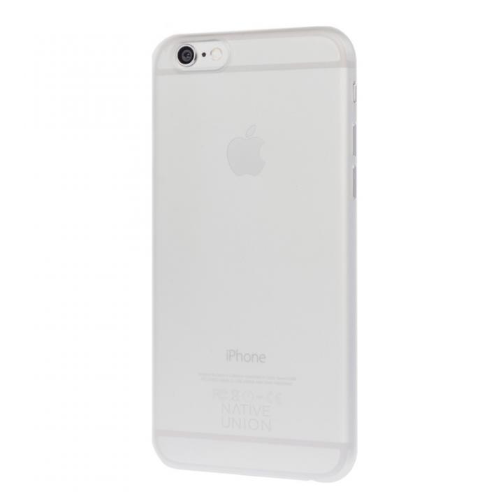 薄型ケース NATIVE UNION CLIC AIR クリア iPhone 6