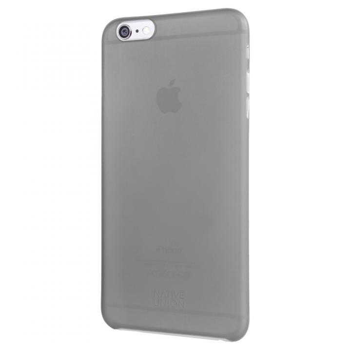 iPhone6 Plus ケース 薄型ケース NATIVE UNION CLIC AIR スモーク iPhone 6 Plus_0