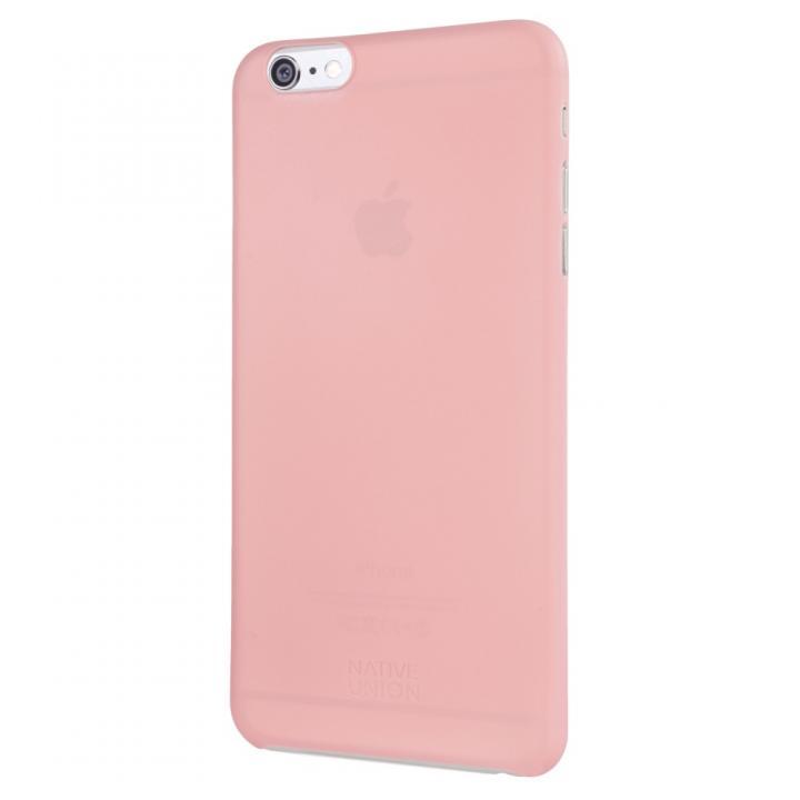 iPhone6 Plus ケース 薄型ケース NATIVE UNION CLIC AIR ピンク iPhone 6 Plus_0