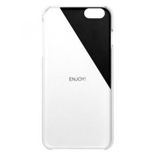 【iPhone6 Plusケース】ウッド/ラバーケース NATIVE UNION CLIC Wooden ホワイト/ウォールナット iPhone 6 Plus_1