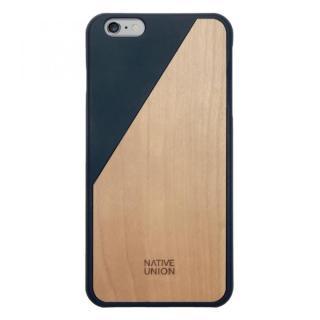 ウッド/ラバーケース NATIVE UNION CLIC Wooden ネイビー/チェリー iPhone 6 Plus
