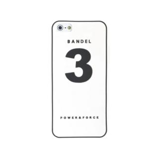 BANDEL(バンデル) No.3 ホワイト iPhone SE/5s/5ケース