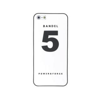 BANDEL(バンデル) No.5 ホワイト iPhone SE/5s/5ケース