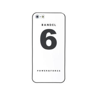 BANDEL(バンデル) No.6 ホワイト iPhone SE/5s/5ケース
