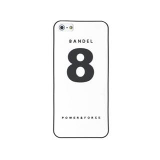 BANDEL(バンデル) No.8 ホワイト iPhone SE/5s/5ケース