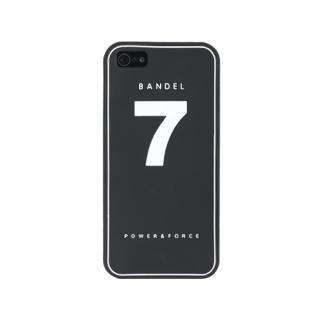 BANDEL(バンデル) No.7 ブラック iPhone SE/5s/5ケース
