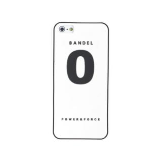 BANDEL(バンデル) No.0 ホワイト iPhone SE/5s/5ケース