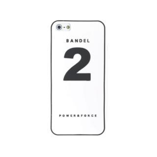 BANDEL(バンデル) No.2 ホワイト iPhone SE/5s/5ケース