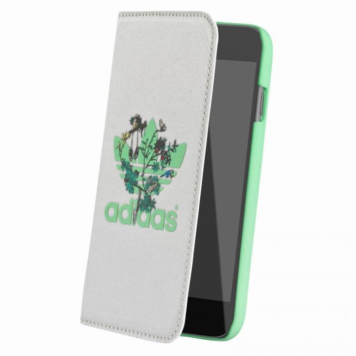 adidas Originals 手帳型ケース アディダスツリー iPhone 6s/6