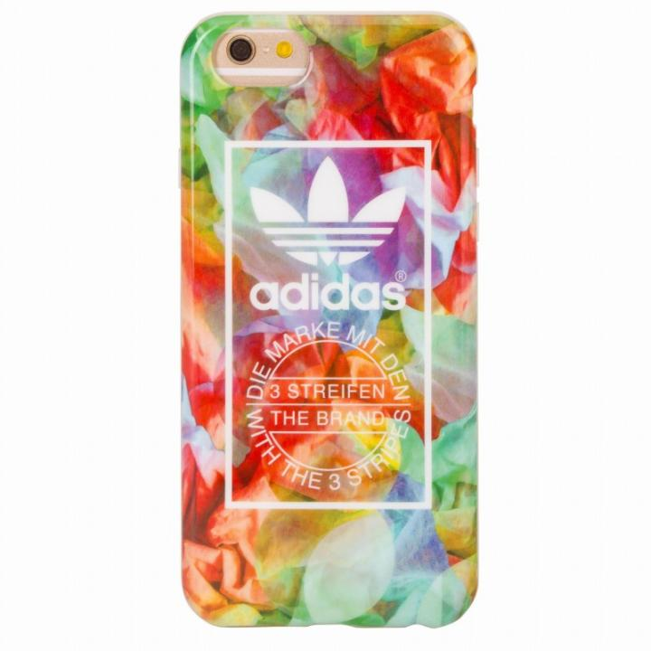 iPhone6s/6 ケース adidas Originals TPUケース フローラル iPhone 6s/6_0