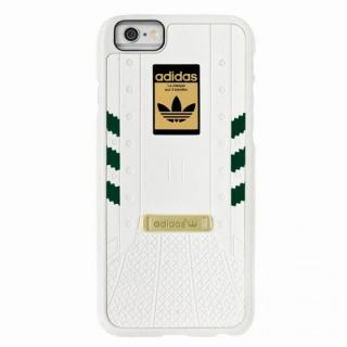 adidas Originals 1969 3Dレイヤーハードケース ホワイト グリーン iPhone 6s/6