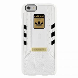 adidas Originals 1969 3Dレイヤーハードケース ホワイト ブラック iPhone 6s/6