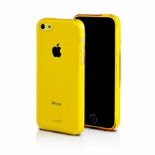 innerexile Hyaline イエロー iPhone 5cケース