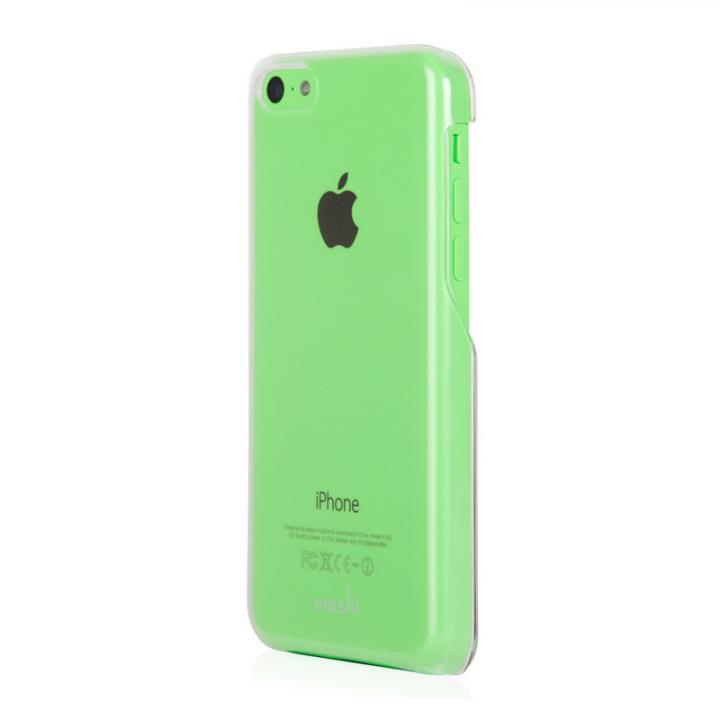 moshi iGlaze XT クリアシェル iPhone 5cケース