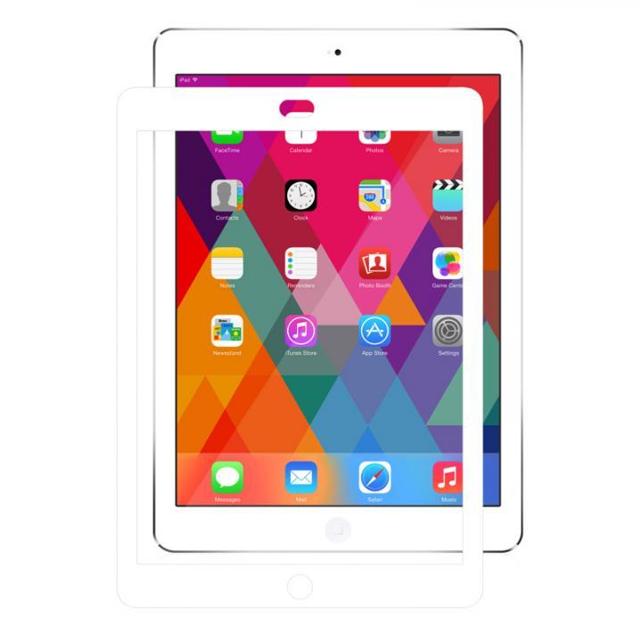 moshi iVisor XT ホワイト iPad Air保護フィルム_0