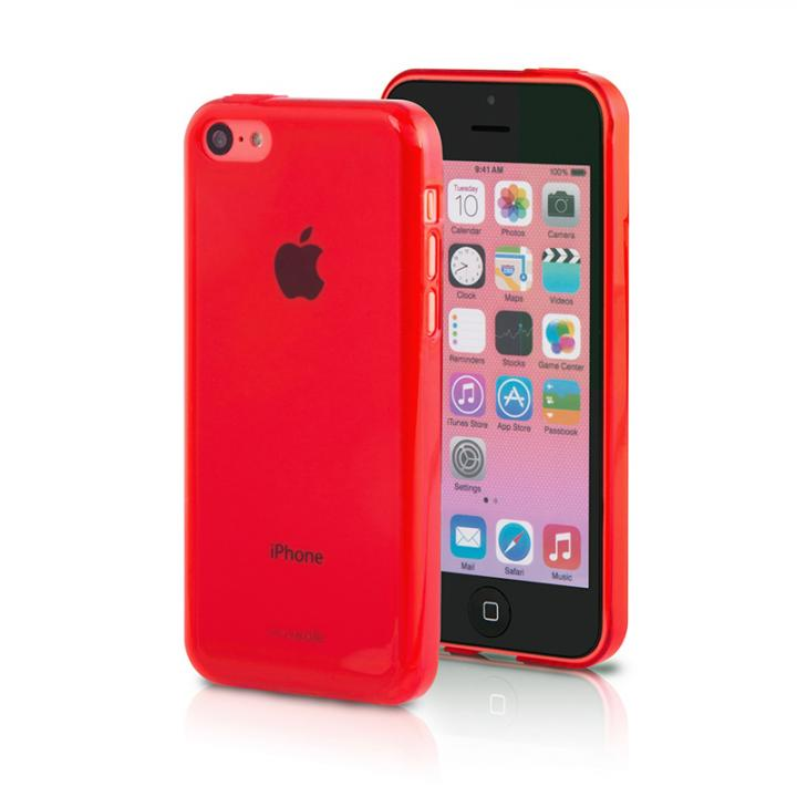 innerexile Hyaline レッド iPhone 5cケース